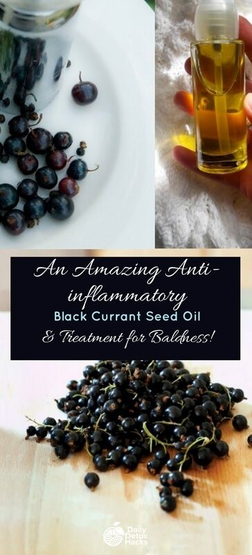 Black Currant Oil Pictures