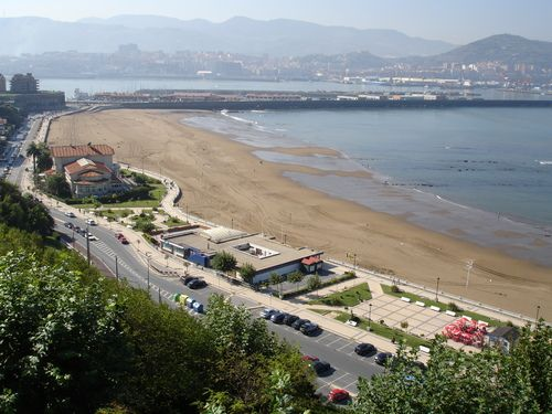 447 mejores im genes sobre getxo en pinterest turismo for El jardin portugalete