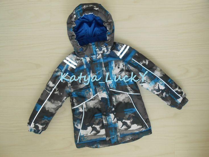 Зима, сноуборд и мембрана: Grey & Blue