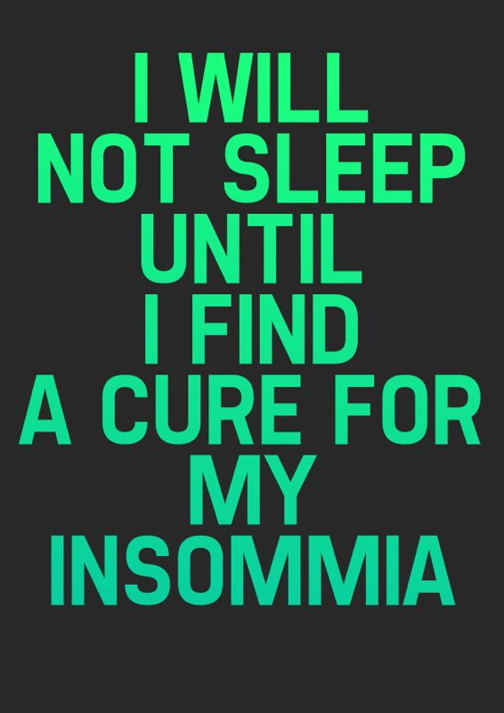 Image result for insomnia quotes