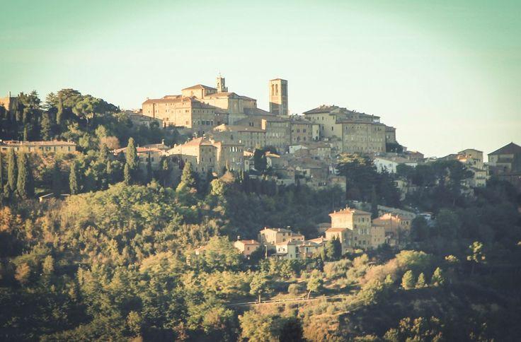 Montepulciano w pełnej krasie