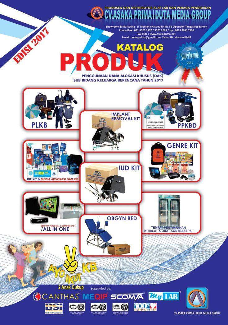 Brosur produk juknis dak bkkbn 2017