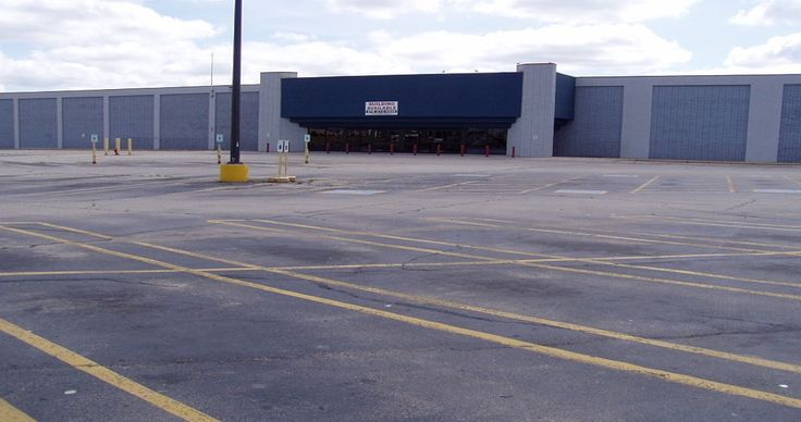 This Walmart Closed and Left The Building Abandoned. So The City Decided To Do This With It And...