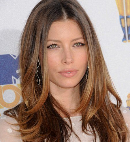 coloration cheveux brune en 10 nuances cosmopolitanfr - Coloration Chatain Clair Sur Brune