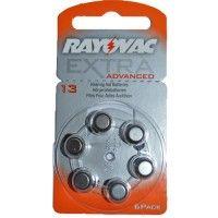 Rayovac Extra Advanced Size 13 (60 Pack)