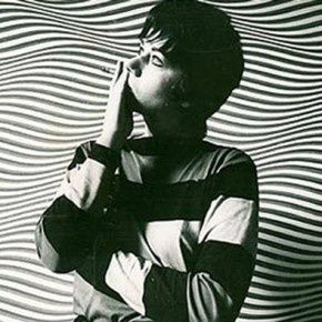 Bridget Louise Riley  (born 24 April 1931 in Norwood, London) is an English painter who is one of the foremost exponents of op art. She currently lives and works in London, Cornwall and the Vaucluse in France.
