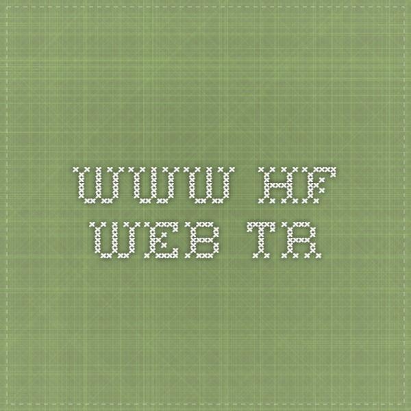 www.hf.web.tr