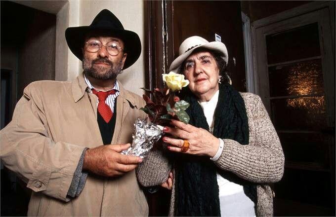 Alda MERINI e Lucio DALLA