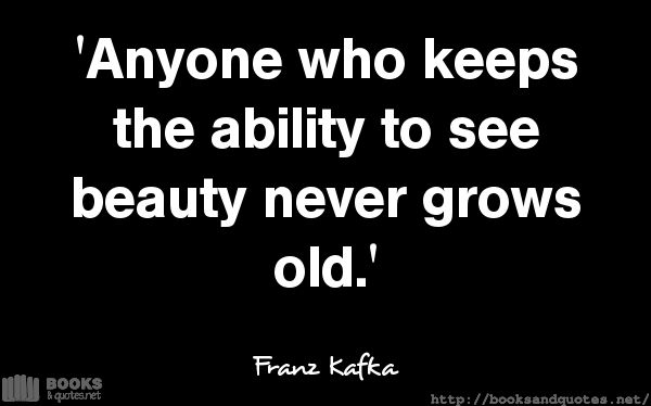Franz Kafka Anyone who keeps the ab #quotes