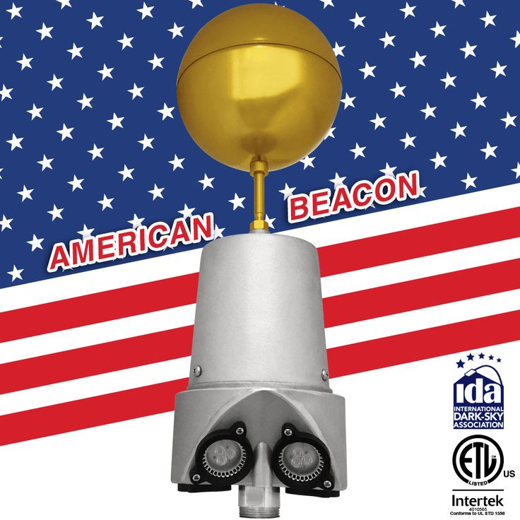 American Beacon 35 #American #Beacon #FlagpoleWarehouse #Internal #Flagpole #Beacon #Lighting #IDA #ETL