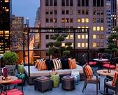 Rooftop bar at the Peninsula...love this place!: Rooftops Bar, Roof Decks, New York Cities, Peninsula Hotels, Salons, Places, Rooftops Terraces, Newyork, De Ning