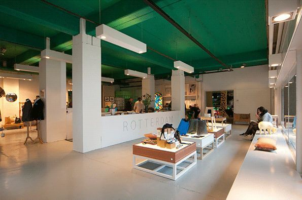 hipshops Rotterdam - GROOS. Rotterdam Concept store local products