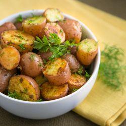 Oven Roasted Baby Red Potatoes | NatashasKitchen.com
