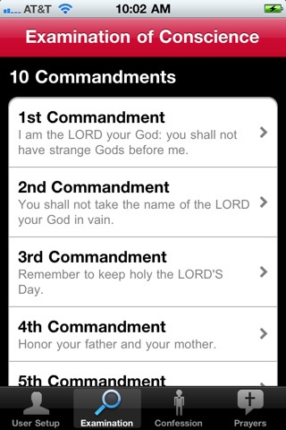 Confession: A Roman Catholic App for iOS