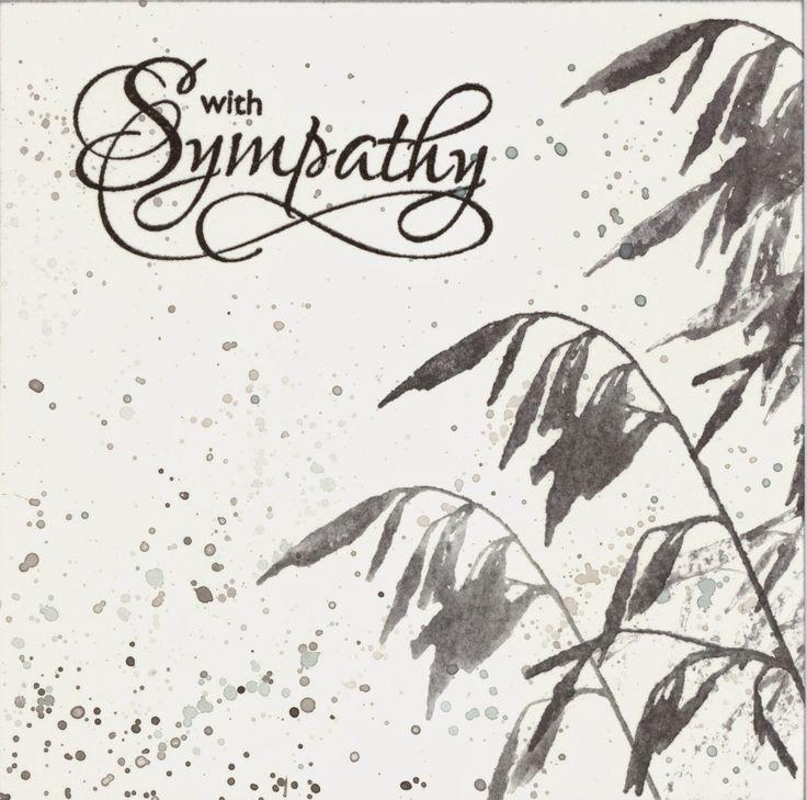 Magenta: Sympathy cards / Cartes de condoléances