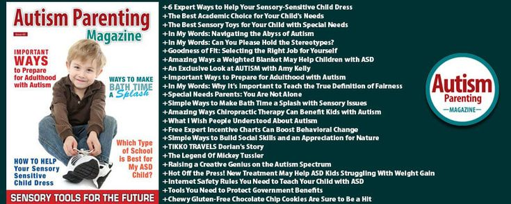 """Autism Parenting Magazine: Sensory Tools for the Future. Check out our article """"Amazing Ways Weighted Blankets Help Kids with ASD""""!"""