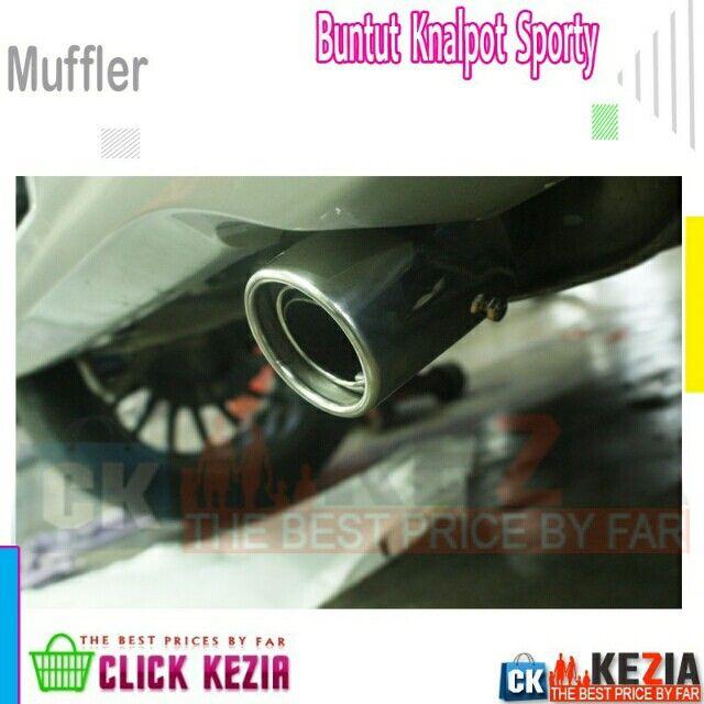 Saya menjual Daihatsu Sigra Buntut Knalpot Stanlis Sporty seharga Rp115.000. Dapatkan produk ini hanya di Shopee! https://shopee.co.id/waroengkezia/72627316 #ShopeeID