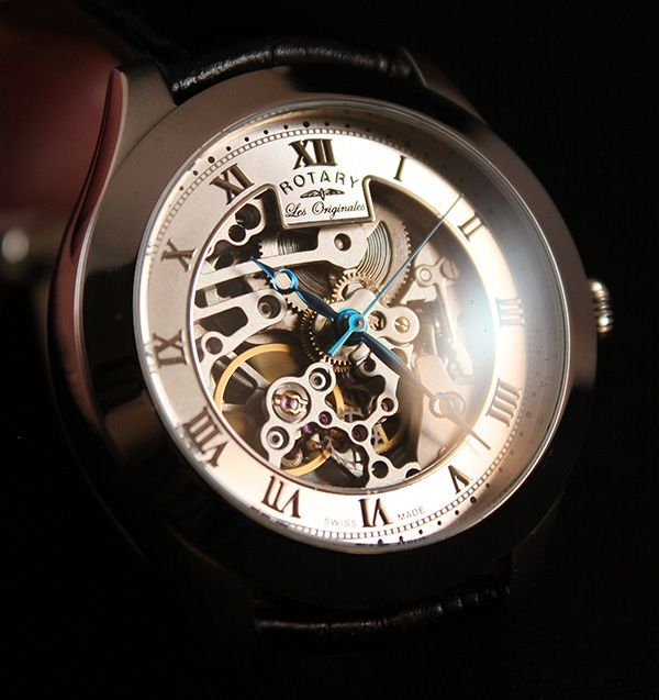 Rotary Jura Watch Review – Affordable Skeleton