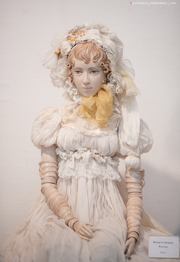 """All about dolls - """"Кукольная коллекция 2012"""". Фотоотчет №2, закрепляющий"""