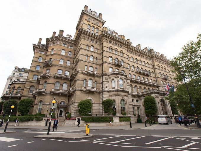 10 Of Europe S Most Haunted Hotels