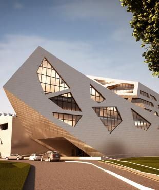1000 images about daniel libeskind arch on for Daniel libeskind architectural style
