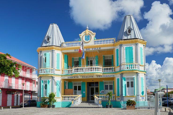 Mairie du Moule [ Grande-Terre ~ Guadeloupe ]   by emvri85