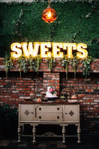 Vintage Romance At Carondelet House. Vintage Dessert TablesVintage ...