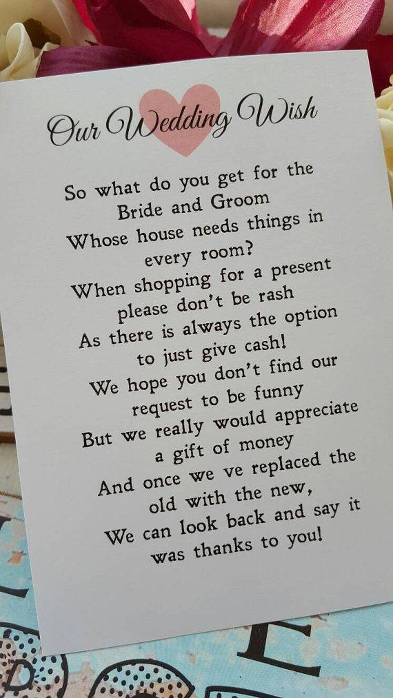 ... Wedding money gifts on Pinterest Gift money, Birthday money gifts