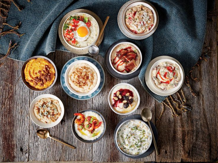 Buttermilk Stone-Ground Grits Recipe | Buttermilk adds a subtle, creamy tang to these stone-ground grits. Enjoy them plain, or try one of our fun stir-ins and toppers for a huge selection of grits for the whole family. These grits were inspired by the extraordinary artisan grits made by Jim Barkley's mill, Barkley's Mill, in North Carolina. For his stone-ground grits, Barkley uses vintage gristmills that were refurbished and placed in a pristine millhouse at Barkley's Mill, and the beauty of…