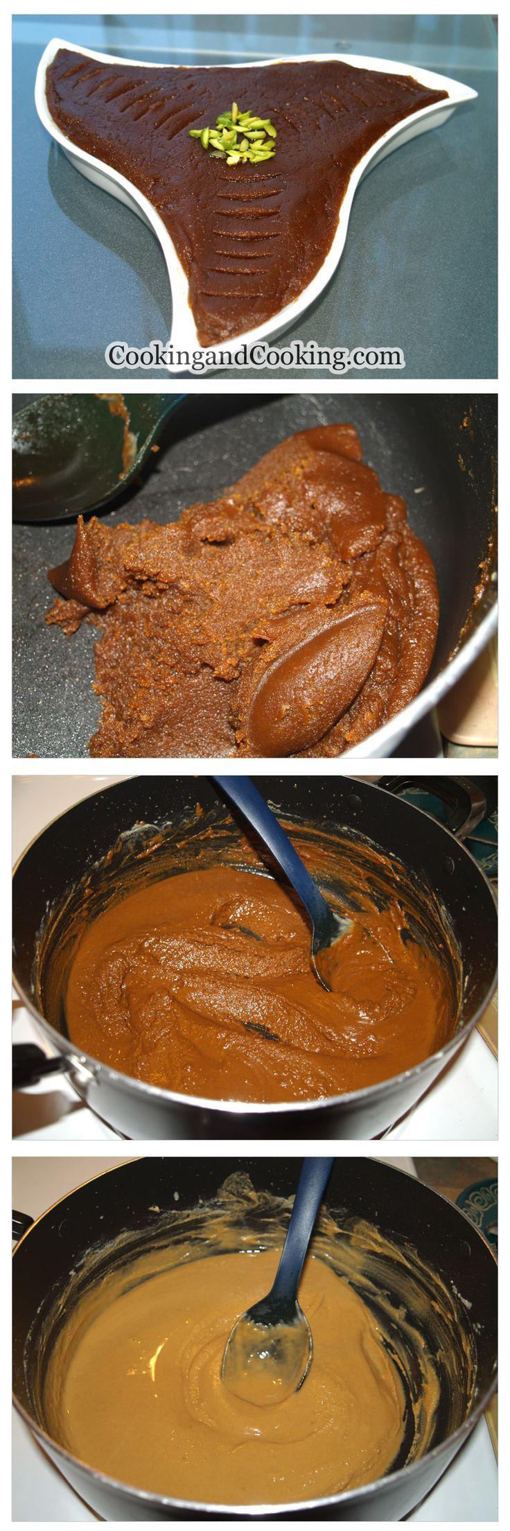 Persian Sweet Dessert Recipe