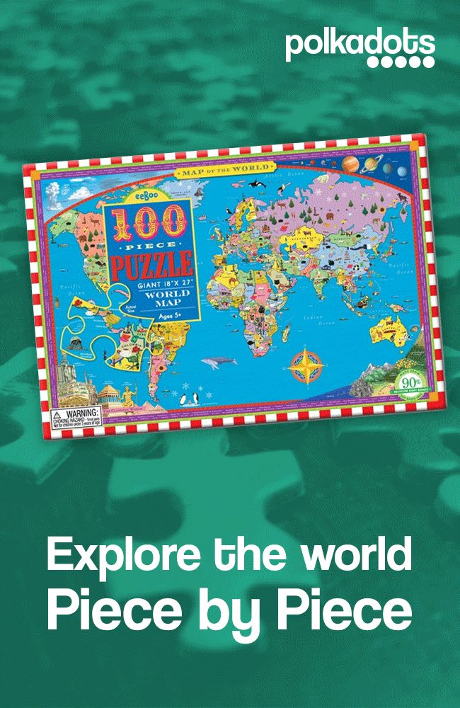 The 25 best world map puzzle ideas on pinterest boys airplane explore the world piece by piece with this world map puzzle sciox Image collections