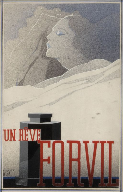 Un Reve Forvil (maquette) by monogram MEB   International Poster Gallery