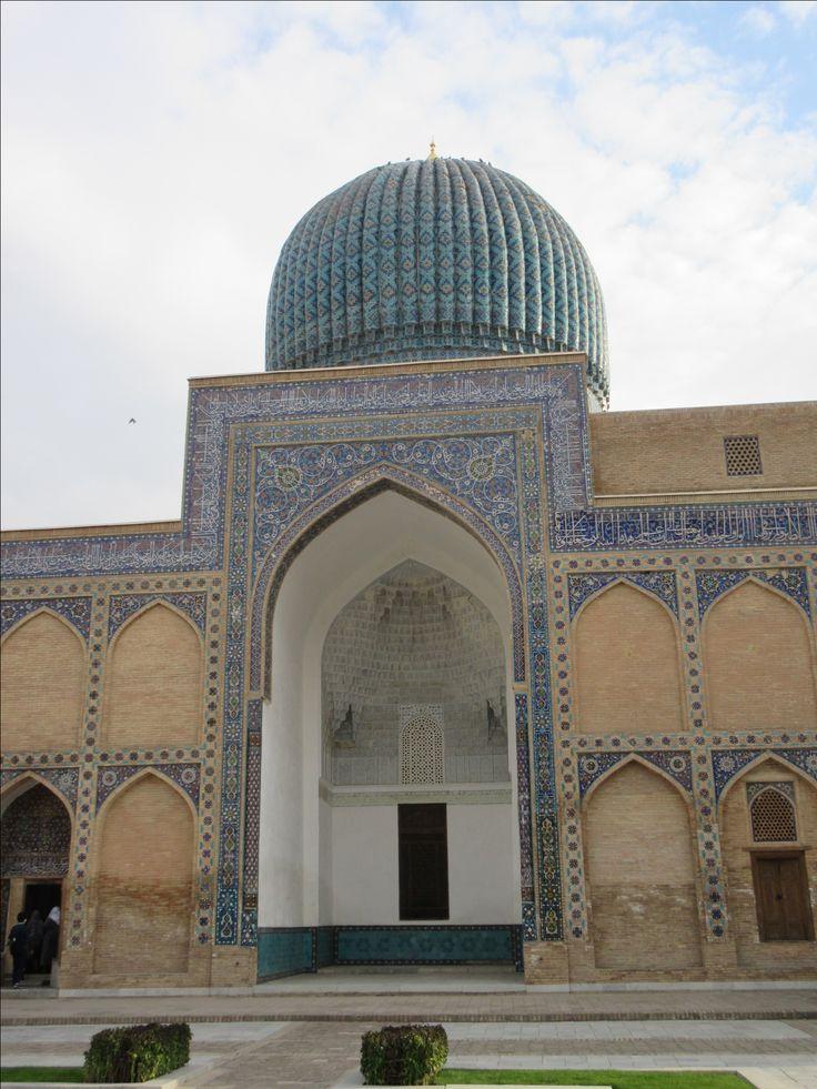 Gour-Emir, le tombeau de Tamerlan