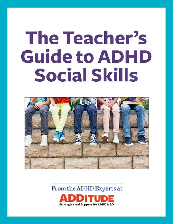 Kids with ADHD are often creative, curious, and generous — but that doesn't always translate into a close-knit group of friends. Find out what teachers can do to help.