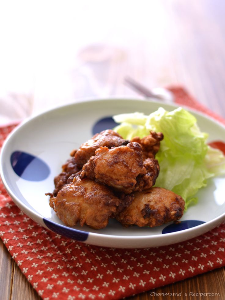 鶏むね肉の玉ねぎ醤油から揚げ by 西山京子/ちょりママ | レシピサイト「Nadia | ナディア」プロの料理を無料で検索