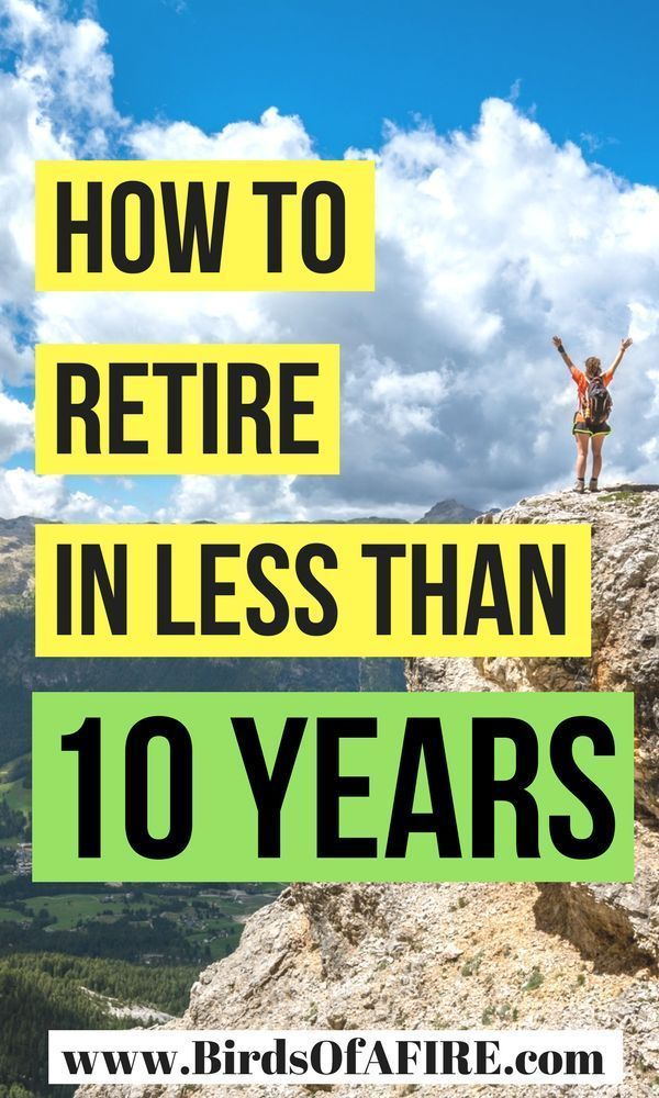 Hustle in your 20s to be financially independent in under ...