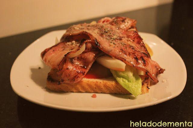 Tostas Bacon
