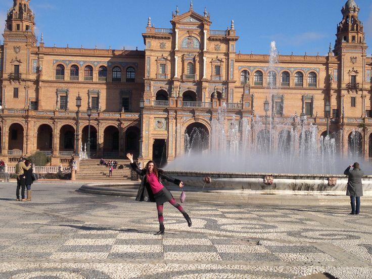 Sevilha - Janeiro 2013