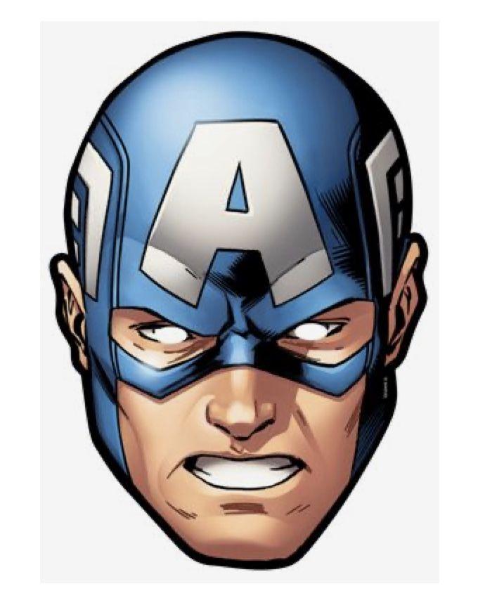 Captain America Dessin