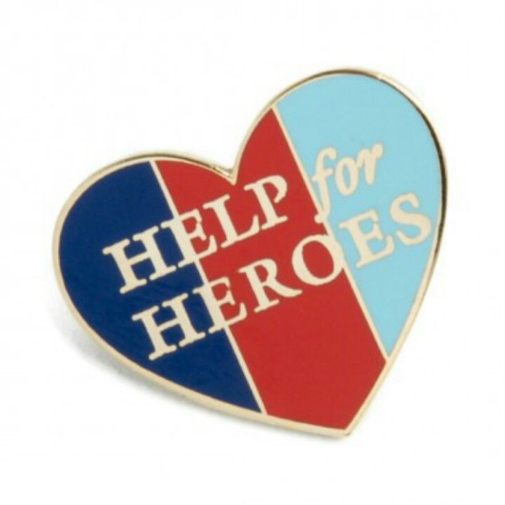Help for heroes favour