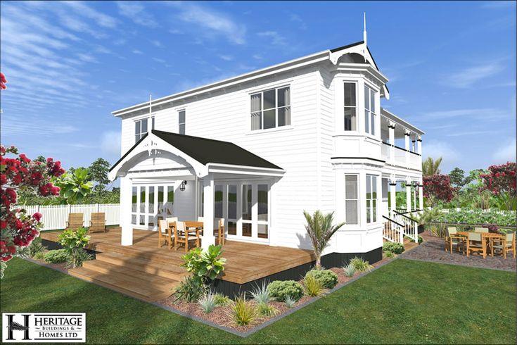 Fendalton - Heritage Homes