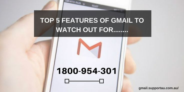 """Gmail is very vast webmail application. The reason behind this is not only that it is run by the primary seach provider """"Google"""" but also endeavors constant variation in features on the regular basis. To know these features, Call at  1800-954-301 or Visit <a href=""""https://gmail.supportau.com.au/"""">Gmail Customer Support</a>."""
