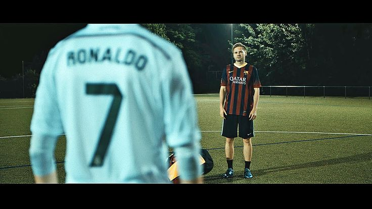Ronaldo VS Messi - Boot Battle: Nike Superfly CR7 vs adidas Messi15 Test...