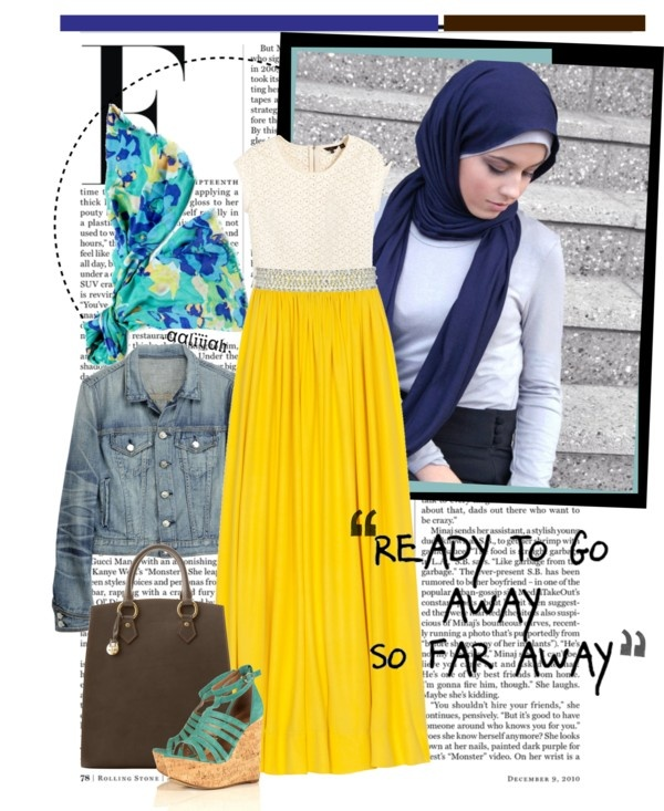 """Ready to...."" by muslimiina on Polyvore"