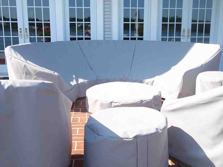 Patio Furniture Covers: Top 3 Reasons To Buy And Use   Home Furniture Design
