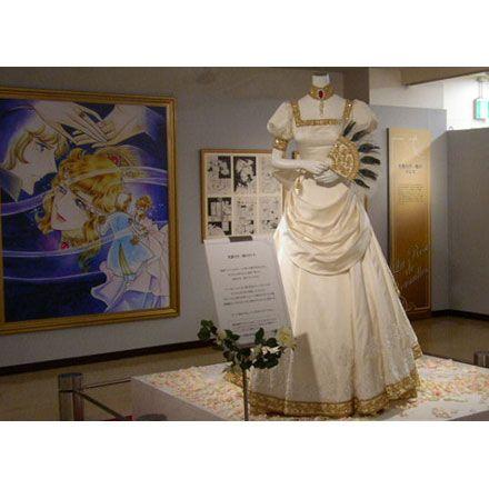real Oscar's ball dress - Versailles no bara