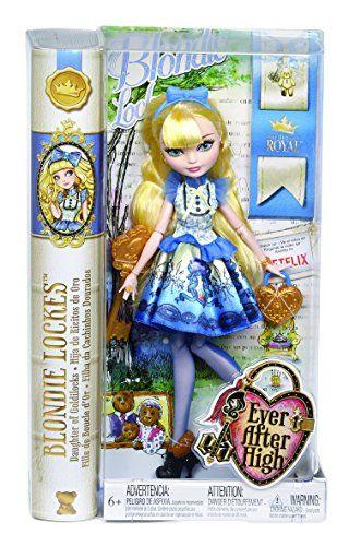 【楽天市場】エバーアフターハイ人形ドール Ever After High Blondie Lockes Fashion Doll:ファミリーポケット