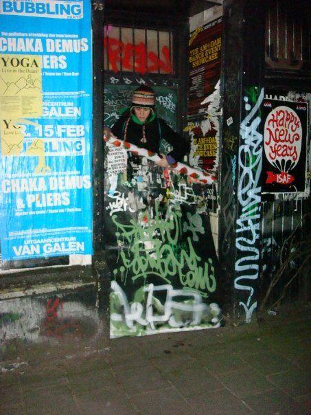 street camouflage