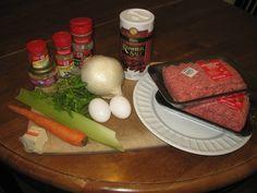 Mark Sisson's Primal Meatloaf
