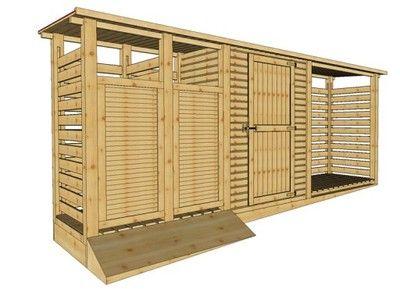 Wood prístrešky, záhradné domčeky, altany- projekt